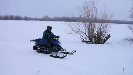 Снегоход Ирбис Динго Т-125 Сузун