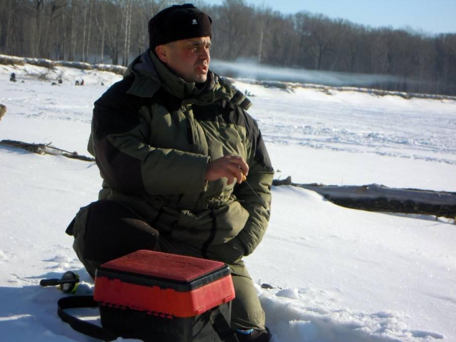 Рыбалка на Старой Оби