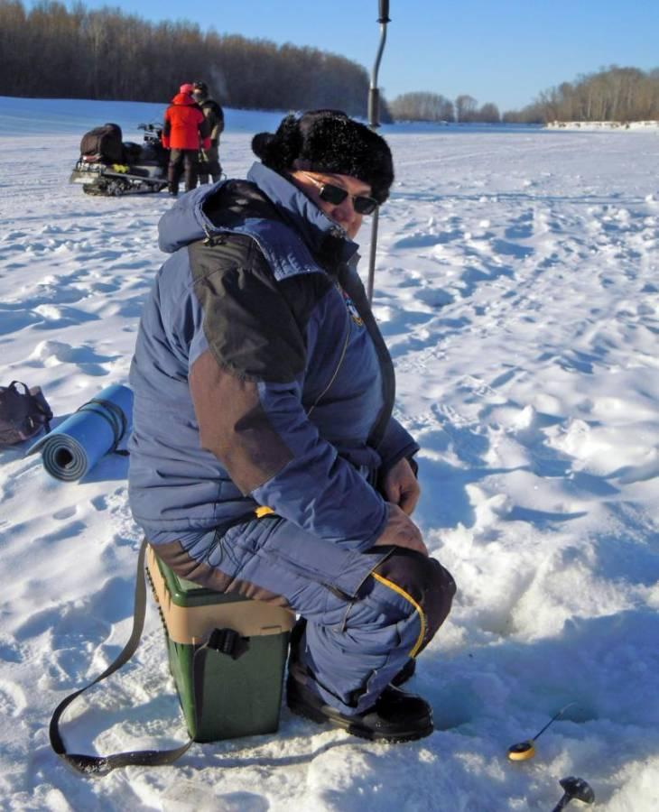 Рыбалка в Сузунском районе