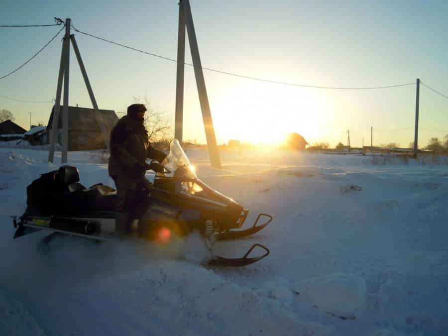 Отдых для компании в Новосибирской области.