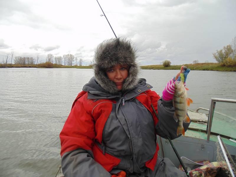 места рыбалки на реке обь