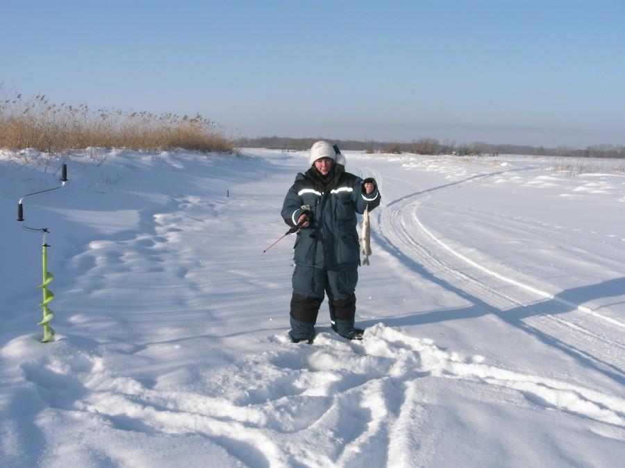 зимняя рыбалка сузун видео