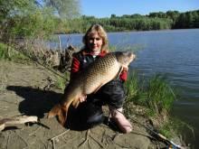 Трофейная рыбалка в Сузуне