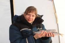 Приглашаем в ноябре на рыбалку со льда.